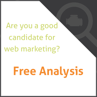 Free Web Marketing Analysis